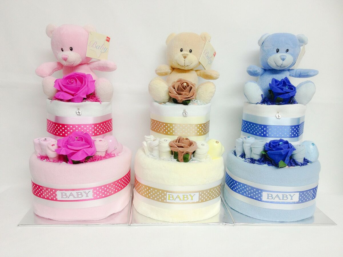 Babylicious Nappy Cakes & Gifts