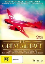 The Great Air Race (DVD, 2015, 2-Disc Set)