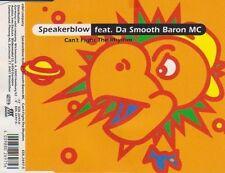 Speakerblow Can't fight the rhythm (1993, feat. Da Smooth Baron MC) [Maxi-CD]