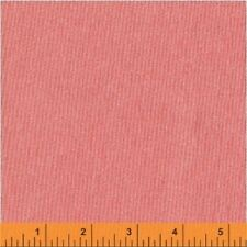 Windham Opalesence Metallic 41580 6 Coral Solid Metallic Cotton Fabric BTY