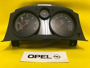 Neuf + Original Opel Astra H Compte-Tours Noir Pour 1,3 1,7+1,9 Diesel