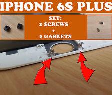Screen Gaskets Sleeves +Screws LCD Repair Fix iPhone 6S Plus Display Replacement