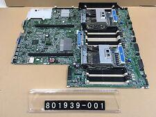 801939-001, System board for HP Proliant DL380p Gen8 G8