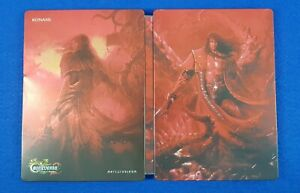CASTLEVANIA LORDS OF SHADOW 2 *x Steelbook Case ONLY G1 Size XBOX 360 PS3