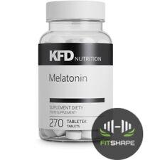 KFD Melatonin - 270Tabs  1mg Besserer Schlaf Ruhe Konzentration