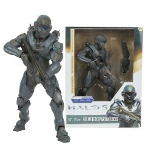 "BLACK FRIDAY Bargain Spartan Locke Halo 5 10"" Action Figure. ages 8+"