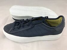 5ad883ea7f2 Adidas Originals Superstar Rize Womens Trainers Shoes Blue