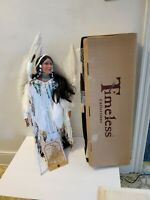 Timeless  Indian Angel Lily Wirh Authenticity & Accessories TC72296H