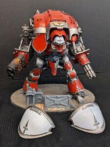 Warhammer 40k Imperial Knight WARDEN CRUSADER IK IG Space Marines - I84