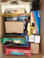 Mixed Bundle Of Vintage Diecast Vehicles, Matchbox, Solido etc - Free Postage