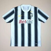 JUVENTUS ITALY 2011/2012 HOME FOOTBALL SHIRT JERSEY NIKE SIZE L ADULT