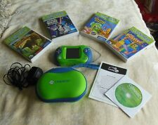 Leapfrog Leapster 2 System Dinosaurs, Star Wars, Creature Create, Get Puzzled