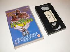 VHS Video ~ Kazaam ~ Shaquille O'Neal ~ Large Case ~ *Store Sample* ~ PolyGram