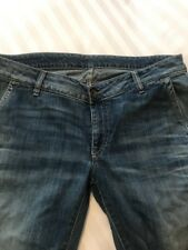 BNWT Brand New With Tags Gas Blue Denim Jeans 31 12