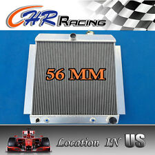 Aluminum radiator for CHEVY TRUCK PICK UP AT 1948 1949 1950 1951 1952 1953 1954