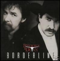BROOKS & DUNN - BORDERLINE ~ COUNTRY CD Kix/Ronnie*NEW*