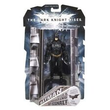 COMPLETE SET MOVIE MASTERS DARK KNIGHT RISES (7) FIGURES. BATMAN, BANE, CATWOMAN