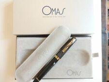 Omas Arti Italiana Cruise Mother of Opal Nib 14k F Fountain pen With Box