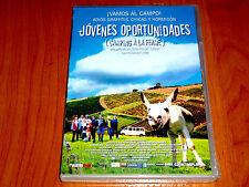 JOVENES OPORTUNIDADES / Camping à la ferme - français / Español - Precintada