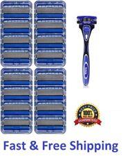 ~17 Schick Hydro5 Razor Blades Cartridges Refill fit Hydro Silk 5 3 Power Shaver