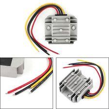 WaterProof 12V/24V to 5V 3A 15W Step Down DC/DC Power Converter Regulator