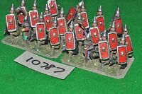 25mm dark ages / slav - infantry 21 figs - inf (10787)