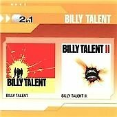Billy Talent - Billy Talent I / Billy Talent II (2CD, 2008)