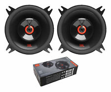 "Pair of JBL 4"" CLUB 422F 210W 3 Ohm 2-Way Car Coaxial Speakers CLUB 422F"