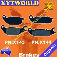 FRONT REAR Brake Pads for Honda CBR 125 2004-2013
