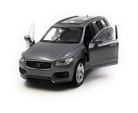 Model Car Volvo XC90 SUV Gray Car 1:3 4-39 (Licensed)