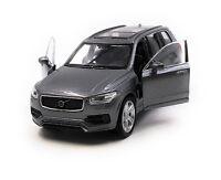 Maquette de Voiture Volvo XC90 Tous-Terrains Gris Auto 1:3 4-39 (Licencé)