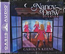 NEW Nancy Drew Diaries The Red Slippers Carolyn Keene Audio Book 11 Unabridged