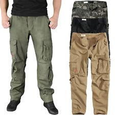 Surplus Herren Airborne Slimmy Trousers Army US Hose Vintage Chino Cargo BW  3603 18e8217621