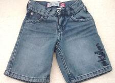 "Boy's Blue Denim Shorts by QuikJean size 2 (19"" waist)"