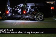 LED Innenraumbeleuchtung SET für Audi A6 4F Avant - Cool-White
