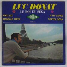 Tour Eiffel 45 tours Luc Donat