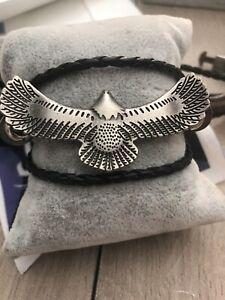 Bracelet Aigle Inspire Du Clip Pardonne Moi De Johnny Hallyday