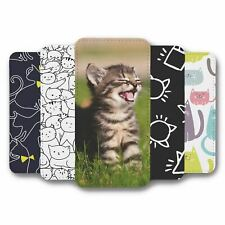 For iPhone 11 Flip Case Cover Cats Collection 4