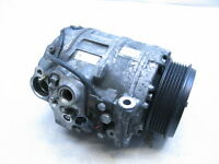 03-06 MERCEDES W209 CLK500 AC A/C AIR CONDITIONING COMPRESSOR W CLUTCH 6617