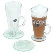 Harley-Davidson® Irish Coffee Mug Set