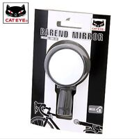 CATEYE Cycling Bicycle Barend Mirror Rearview Mirror Aluminum & Glass Black