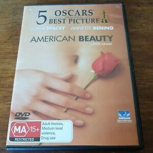 American Beauty DVD R4 Like New! FREE POST