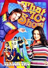 New 3Dvd Set- That 70's Show - Season 2 Complete - Ashton Kutcher, Laura Prepon,