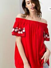 Elena Grace Beautiful Boho Chic Tunic by Easel Size Large