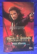 Hot Toys 1/6 Pirates of the Caribbean At Worlds End Will Turner MMS56