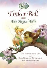A Stepping Stone Book: Tinker Bell : Two Magical Tales by Kiki Thorpe (2008,...
