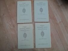 JOURNAL OF THE HISTORICAL SOCIETY OF THE CHURCH IN WALES - 4 Journals from 1963