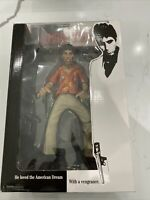 Scarface Tony Montana 2004 Mezco The Runner Bloody And Player Suit New In Box
