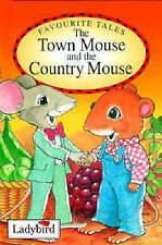 Town Mouse and Country Mouse by Ken McKie Ladybird (Hardback, 1993) Ex Cond!!