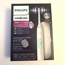 Philips Sonicare ProtectiveClean 5100 Rechargeable Toothbrush White